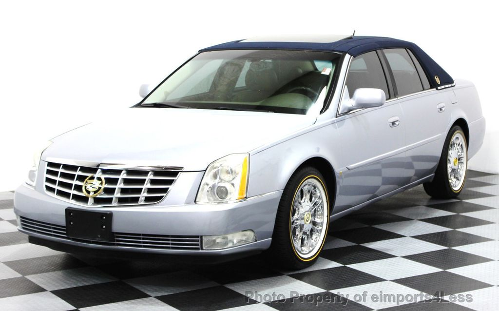 2006 Cadillac DTS DTS LUXURY SEDAN - 16417727 - 0