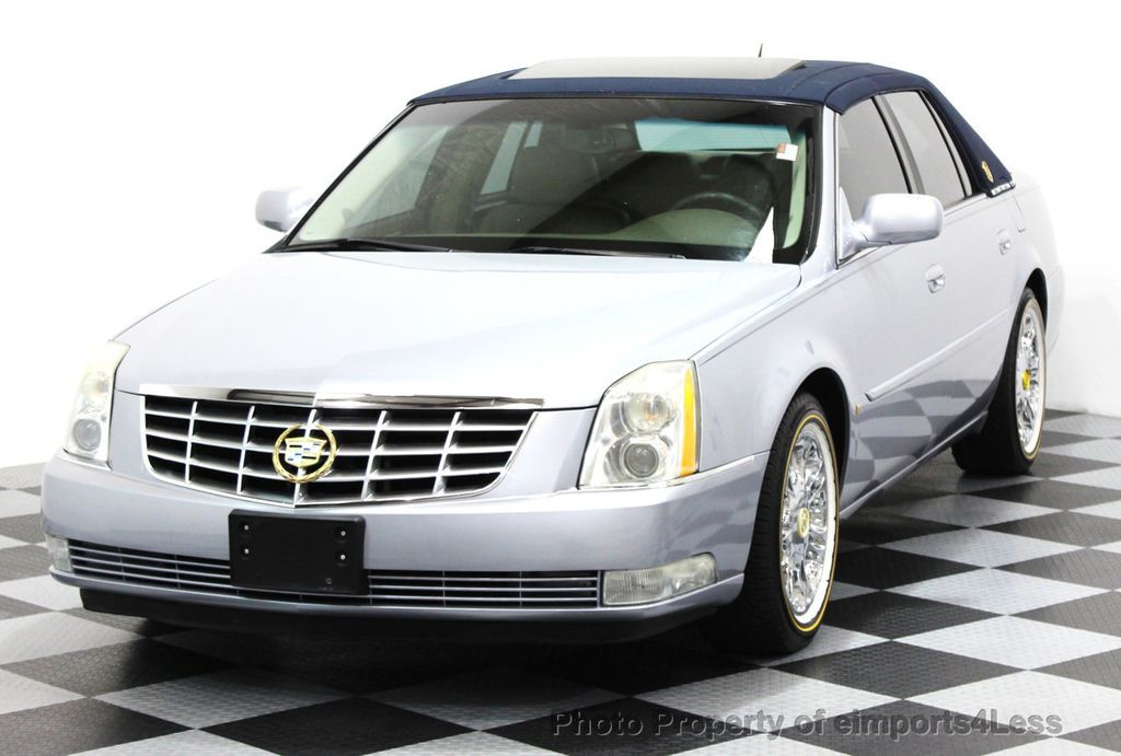 2006 Cadillac DTS DTS LUXURY SEDAN - 16417727 - 11