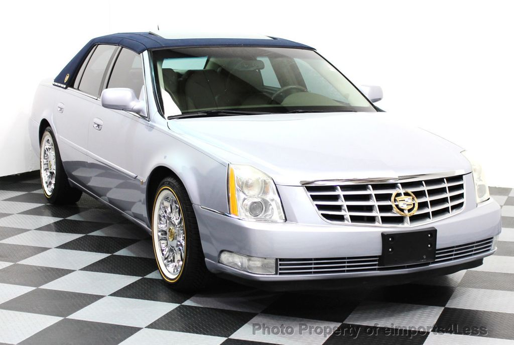 2006 Cadillac DTS DTS LUXURY SEDAN - 16417727 - 12