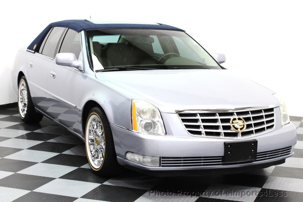 2006 Cadillac DTS DTS LUXURY SEDAN - 16417727 - 13
