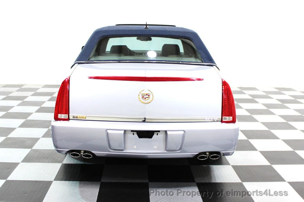2006 Cadillac DTS DTS LUXURY SEDAN - 16417727 - 16