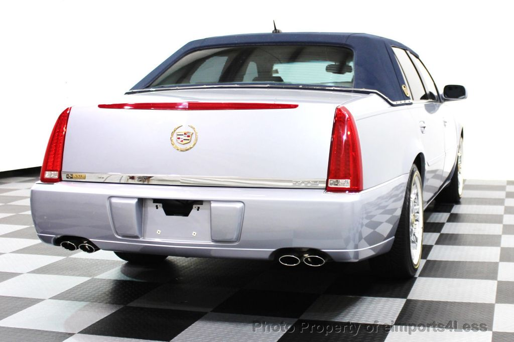 2006 Cadillac DTS DTS LUXURY SEDAN - 16417727 - 18