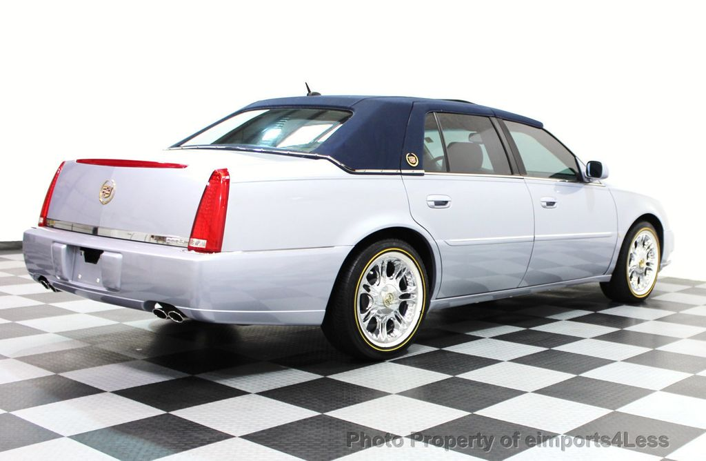2006 Cadillac DTS DTS LUXURY SEDAN - 16417727 - 19
