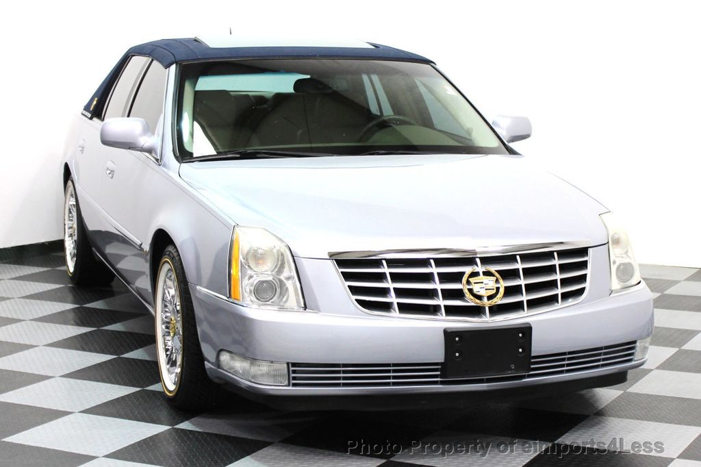 2006 Cadillac DTS DTS LUXURY SEDAN - 16417727 - 22
