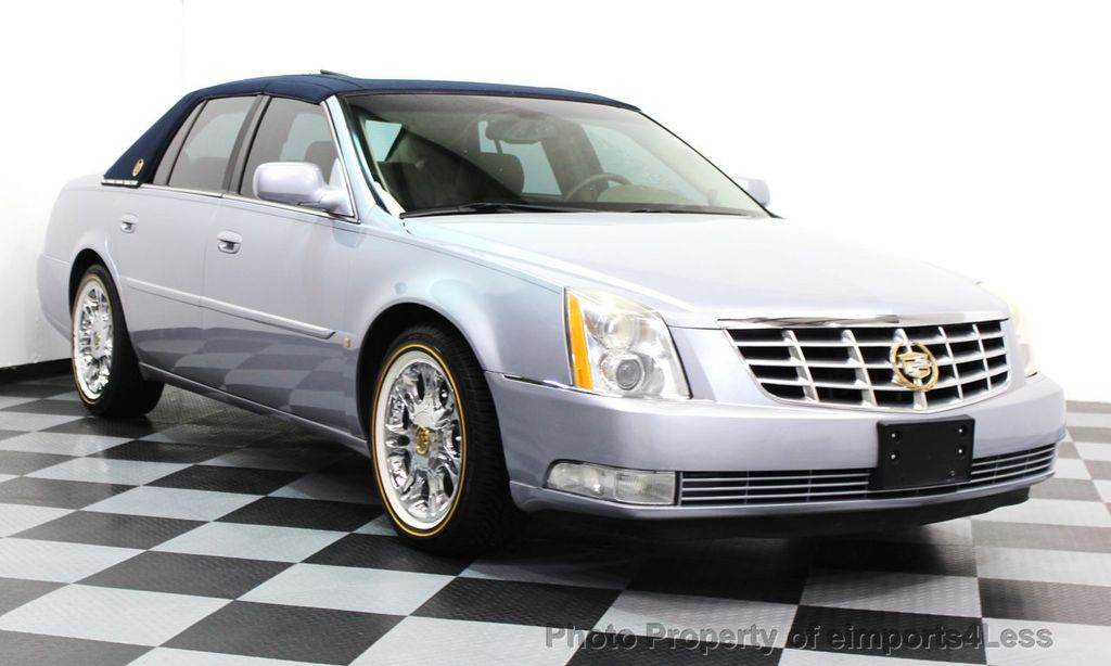 2006 Cadillac DTS DTS LUXURY SEDAN - 16417727 - 23