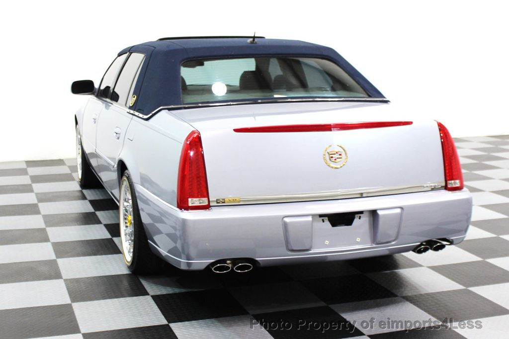 2006 Cadillac DTS DTS LUXURY SEDAN - 16417727 - 24