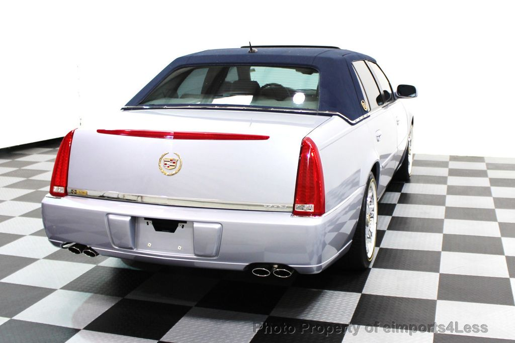 2006 Cadillac DTS DTS LUXURY SEDAN - 16417727 - 26