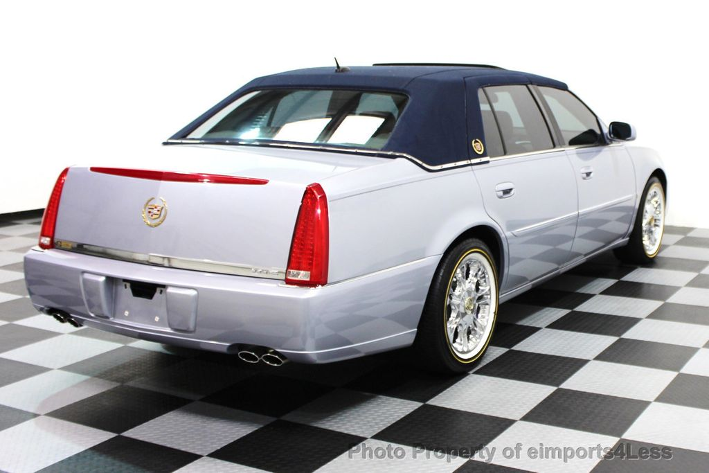 2006 Cadillac DTS DTS LUXURY SEDAN - 16417727 - 27