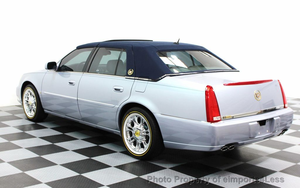 2006 Cadillac DTS DTS LUXURY SEDAN - 16417727 - 2