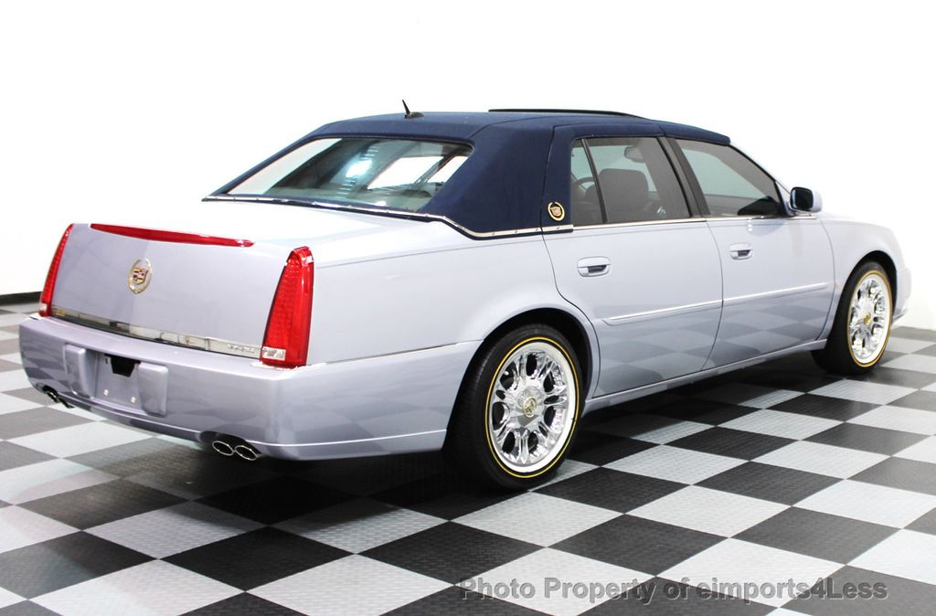 2006 Cadillac DTS DTS LUXURY SEDAN - 16417727 - 3