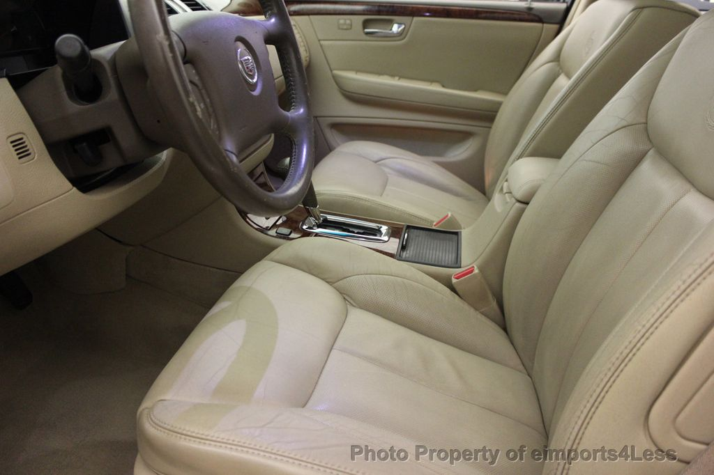 2006 Cadillac DTS DTS LUXURY SEDAN - 16417727 - 4