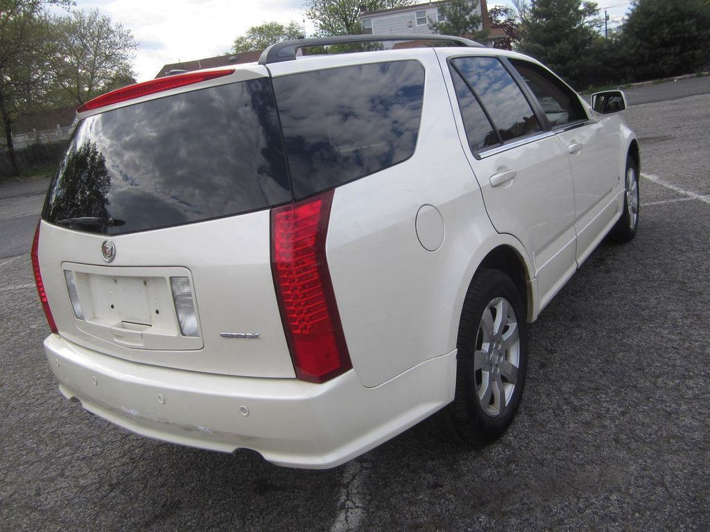 owned cadillac pre used for pic srx sale