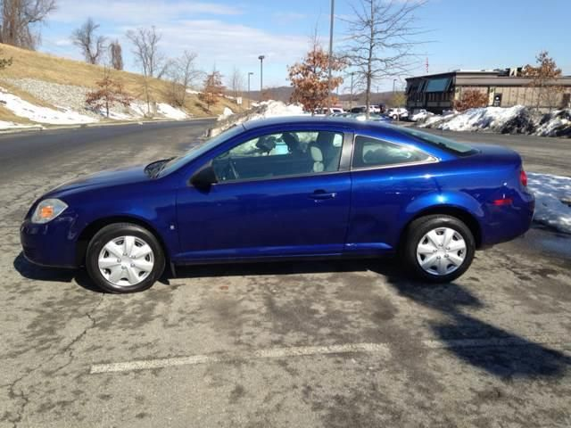 2006 Used Chevrolet Cobalt 2dr Coupe Ls At Auto King Sales
