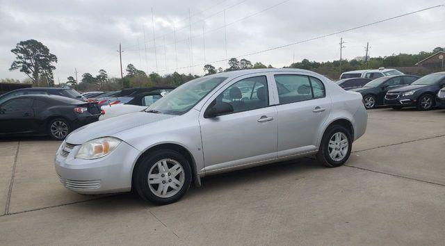 2006 Chevrolet Cobalt 4dr Sedan Ls 1g1ak55f267609415 0