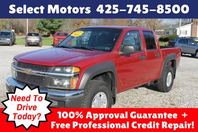 2006 Chevrolet Colorado - 1GCDT136768238954