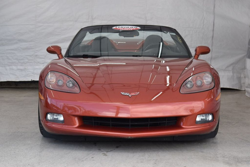 2006 Chevrolet Corvette 2dr Convertible - 18550630 - 2