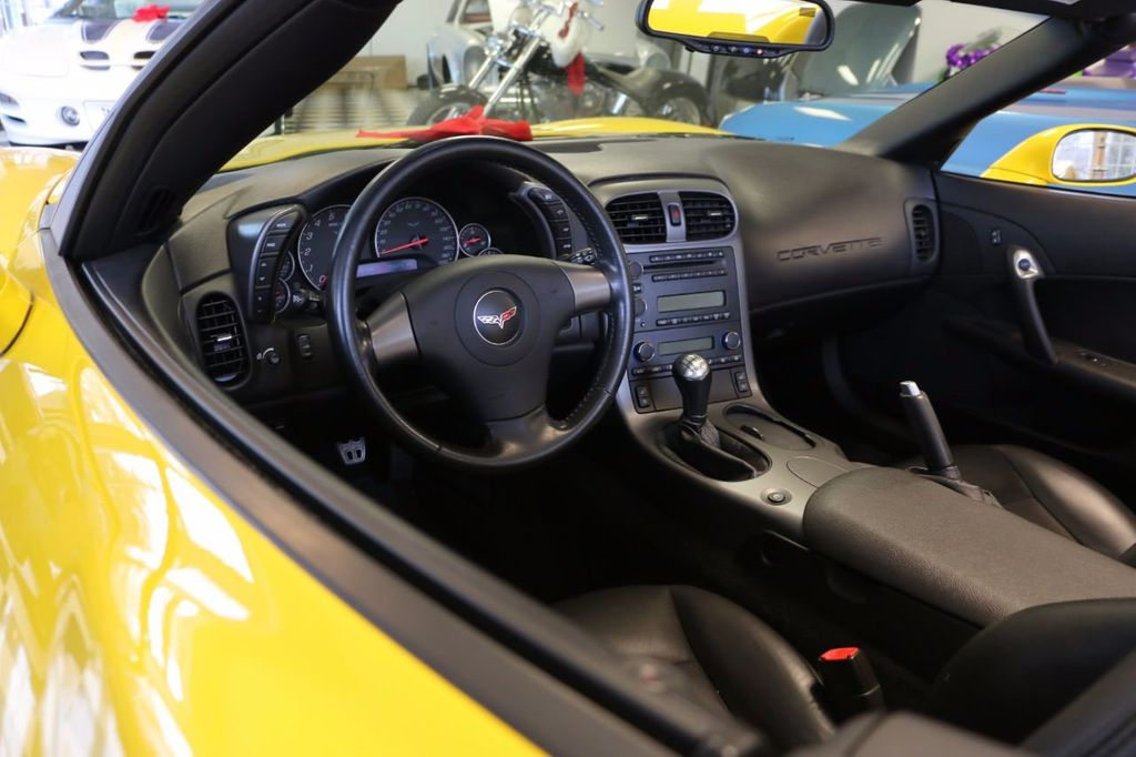 2006 Chevrolet Corvette 2dr Convertible - 15786084 - 11
