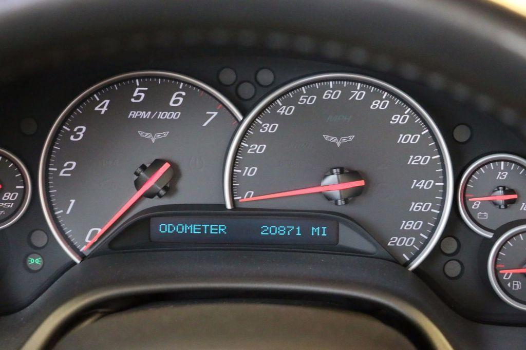 2006 Chevrolet Corvette 2dr Convertible - 15786084 - 22