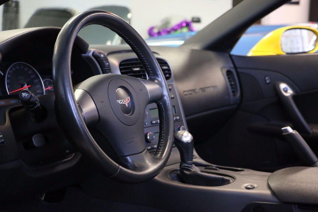 2006 Chevrolet Corvette 2dr Convertible - 15786084 - 28