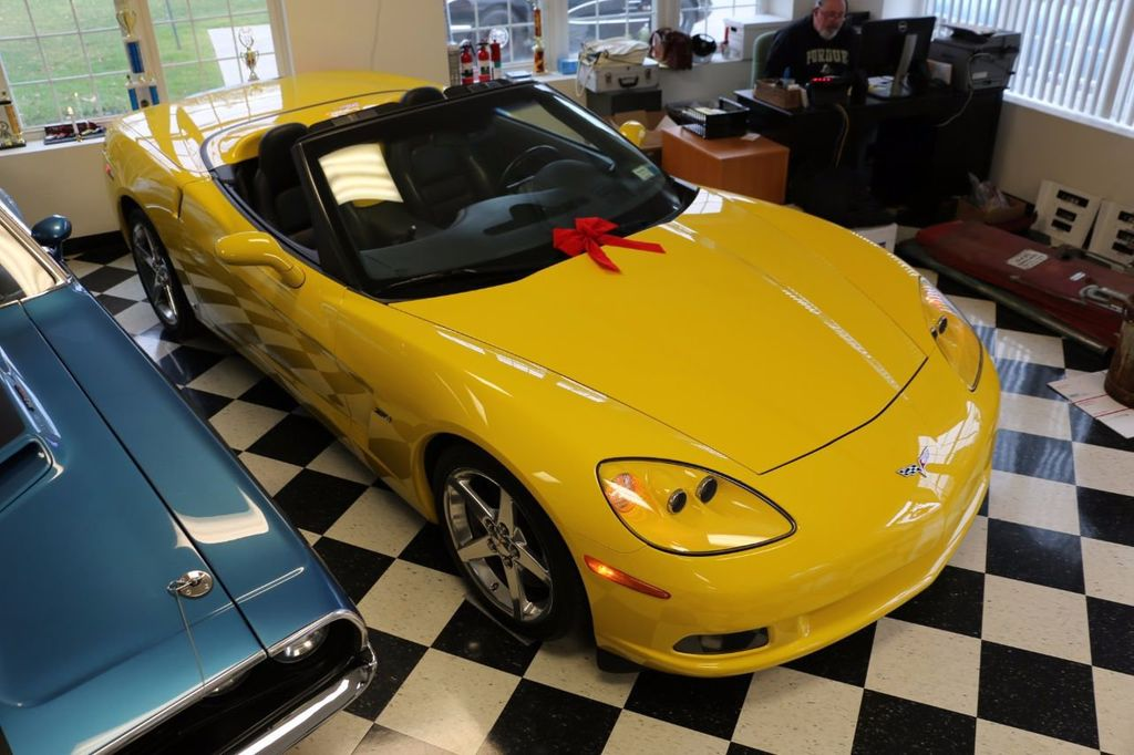 2006 Chevrolet Corvette 2dr Convertible - 15786084 - 3