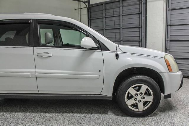 2006 chevy equinox lt tire size