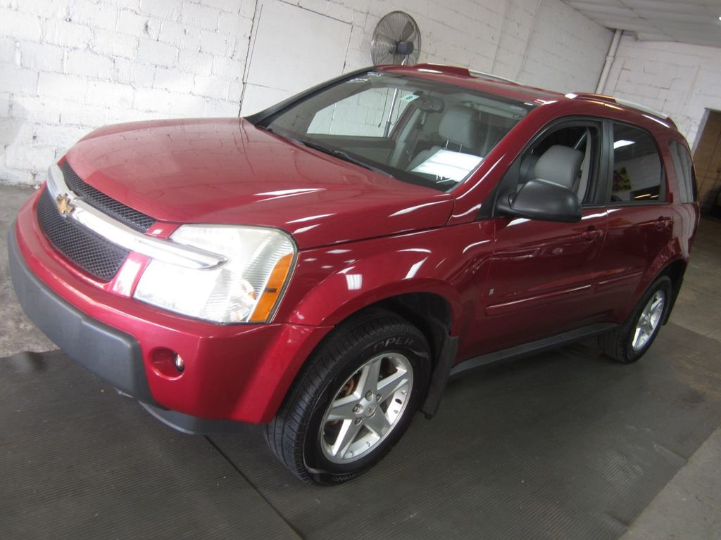 2006 Used Chevrolet Equinox Lt Awd 3 4l V6 At Contact Us Serving