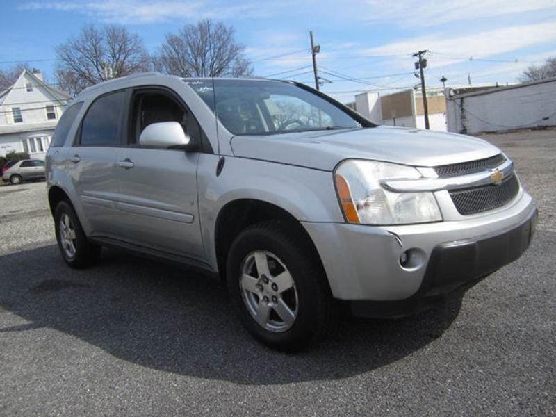 2006 Chevrolet Equinox LT / AWD / V6   14795184   3