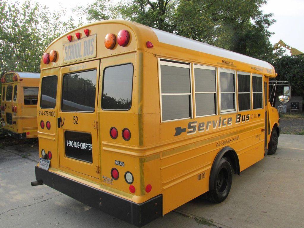 2006 Chevrolet Express Cutaway School Bus Not Specified ...