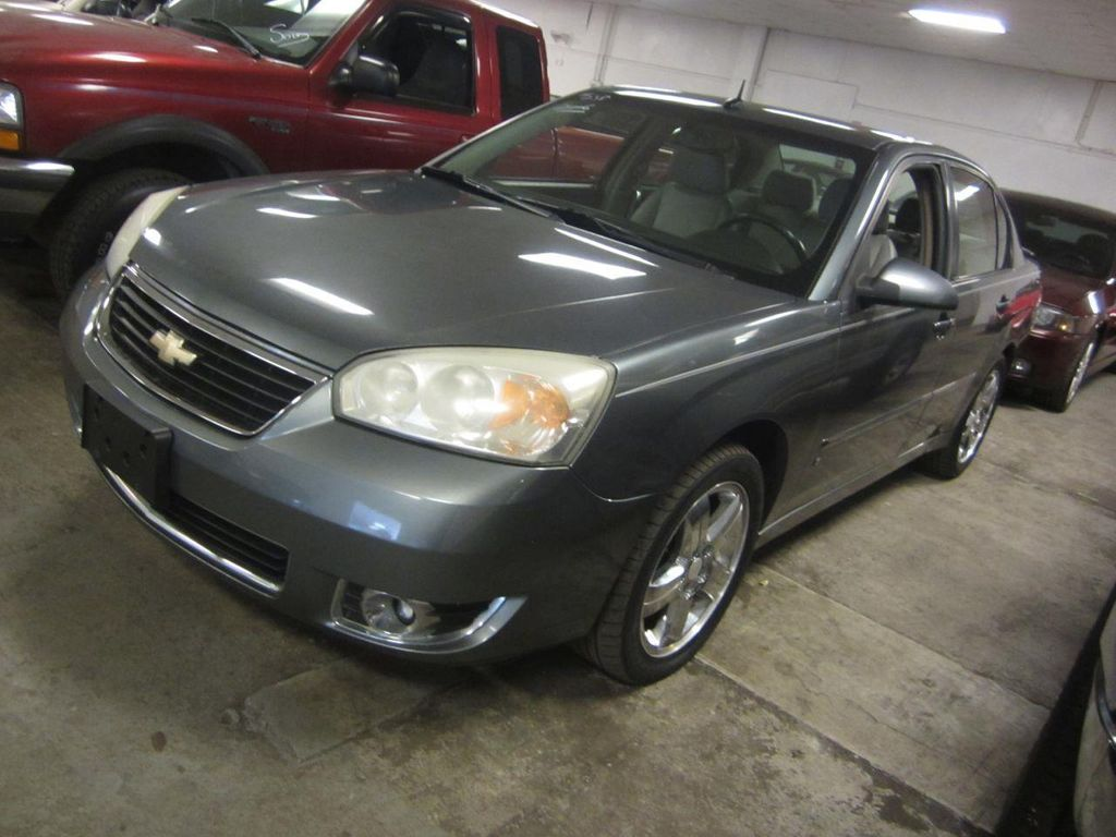 2006 used chevrolet malibu ltz 3 5l v6 at contact us. Black Bedroom Furniture Sets. Home Design Ideas