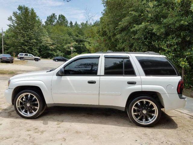 2006 Chevrolet Trailblazer 4dr 4WD LS SUV for Sale Florence, SC - $5,895 -  Motorcar com