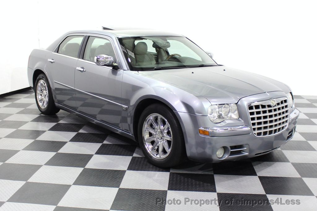 2006 Chrysler 300 300C HEMI V8 NAVIGATION - 18081082 - 1