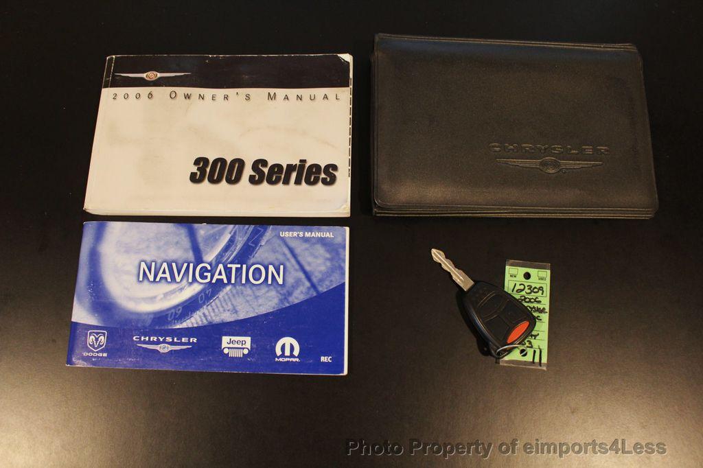 2006 Chrysler 300 300C HEMI V8 NAVIGATION - 18081082 - 39