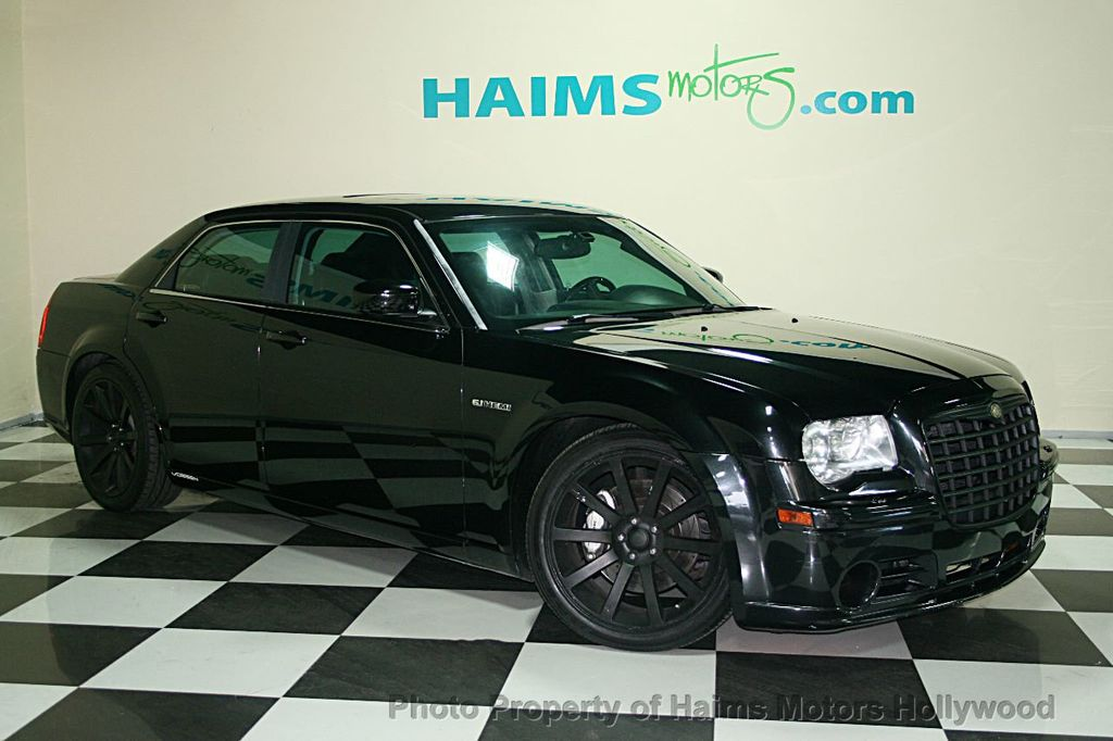 2006 Used Chrysler 300 4dr Sedan 300C SRT8 at Haims Motors Serving ...