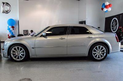 2006 used chrysler 300 4dr sedan 300c srt8 at dip 39 s luxury. Black Bedroom Furniture Sets. Home Design Ideas