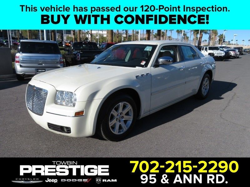 2006 Chrysler 300 4dr Sedan 300 Touring - 17260992 - 0