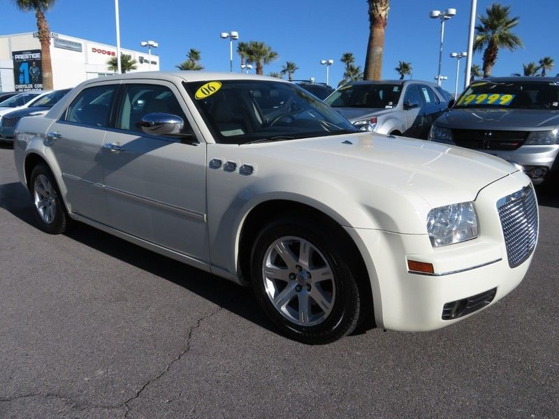 2006 Chrysler 300 4dr Sedan 300 Touring - 17260992 - 2