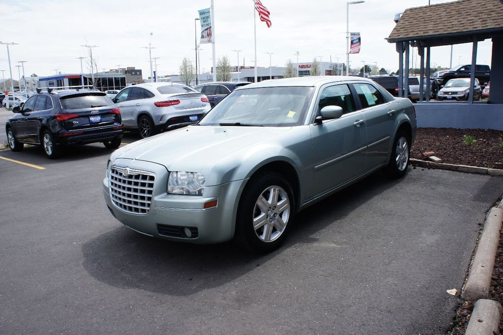 2006 Chrysler 300 4dr Sedan 300 Touring AWD - 17546147 - 1