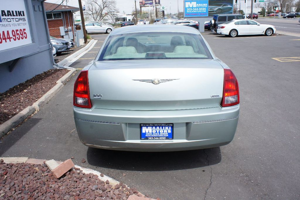 2006 Chrysler 300 4dr Sedan 300 Touring AWD - 17546147 - 4