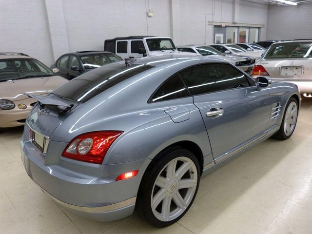 2006 used chrysler crossfire limited at luxury automax serving chambersburg pa iid 11694112. Black Bedroom Furniture Sets. Home Design Ideas