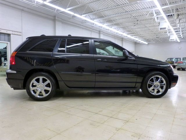 2006 used chrysler pacifica 4dr wagon limited awd at. Black Bedroom Furniture Sets. Home Design Ideas