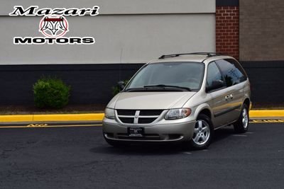 2006 Dodge Caravan 4dr SXT - Click to see full-size photo viewer