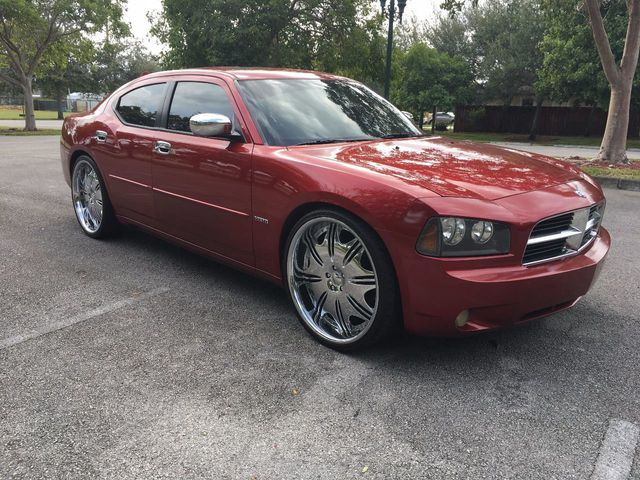 Used Dodge Charger Drsedanrtrwd