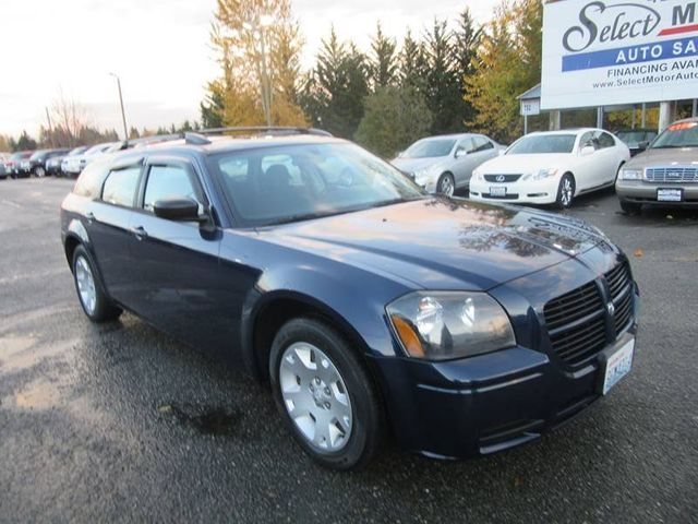 Dodge Magnum For Sale Near Me >> 2006 Dodge Magnum 4dr Wagon Rwd Wagon For Sale Lynnwood Wa 4 988