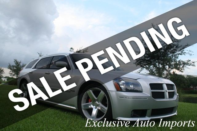 2006 Dodge MAGNUM SRT-8 SRT8 2006 DODGE MAGNUM SRT SRT8 WAGON AUTOMATIC 6.1L V8 RARE SERVICED