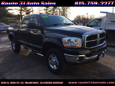 2006 Dodge Ram 2500 4dr Quad Cab 140.5 4WD ST - Click to see full-size photo viewer