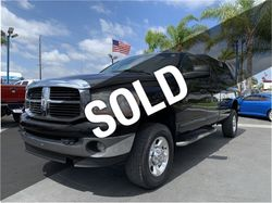 2006 Dodge Ram 2500 Quad Cab - 3D3KS28C96G283622