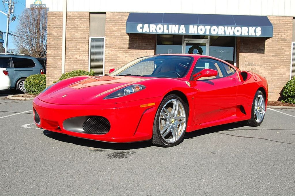 2006 Ferrari 430 Base Trim - 11693634 - 0