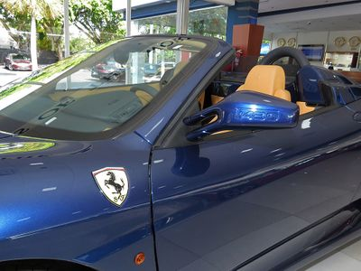 2006 Ferrari 430 Spider - Click to see full-size photo viewer