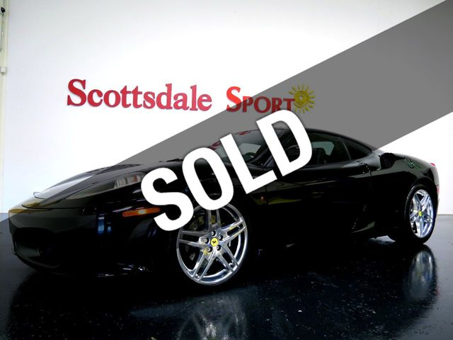 2006 Ferrari 430 BERLINETTA * ONLY 10K Miles...Gated Shifter!