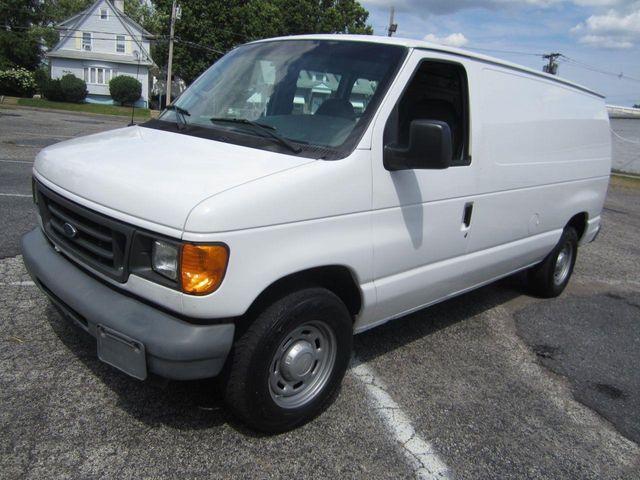 Ford e-150 cargo van